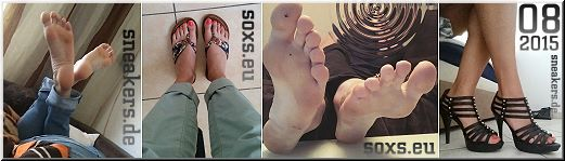 Fußsklave Gesucht